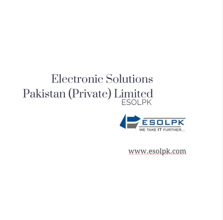 ESOLPK is an offshore and a top website development and design company based in Islamabad, Pakistan, providing affordable web site design development including website designing, website development, ecommerce solution, SEO Services, software development and ERP solutions.