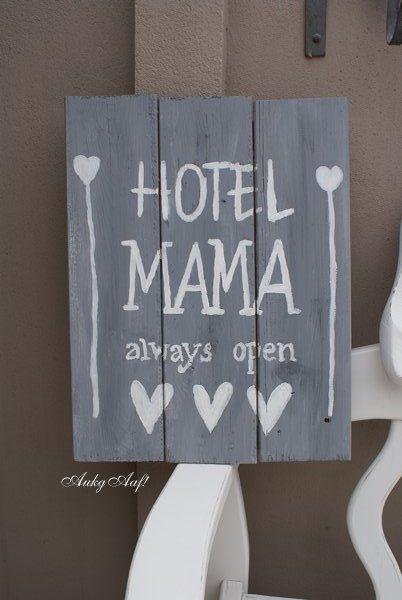 Hotel mama Always open www.aukgaaf.com