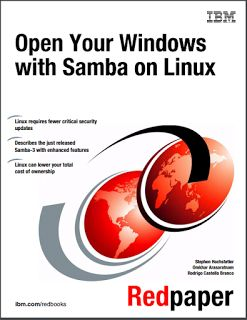 Ebook Open Your Windows with Samba on Linux ~ DHOCNET Downloads - IT Support Bali - Hardware - Software - Networking - Data Recovery