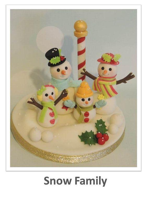 Christmas Advent 2GBP a tutorial per day by ShereensCakesandBake