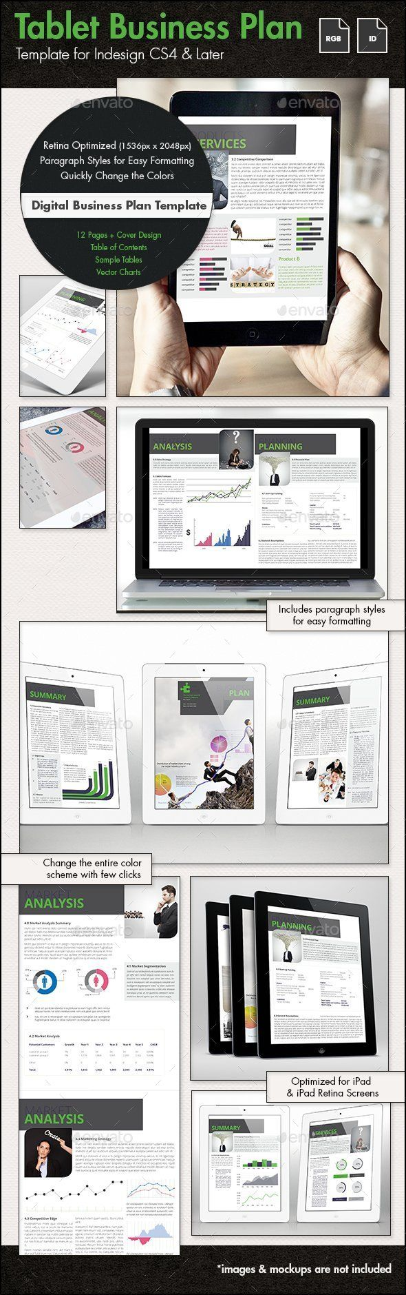Best Startup Business Plan Template Ideas On Pinterest Small - Business plan template design