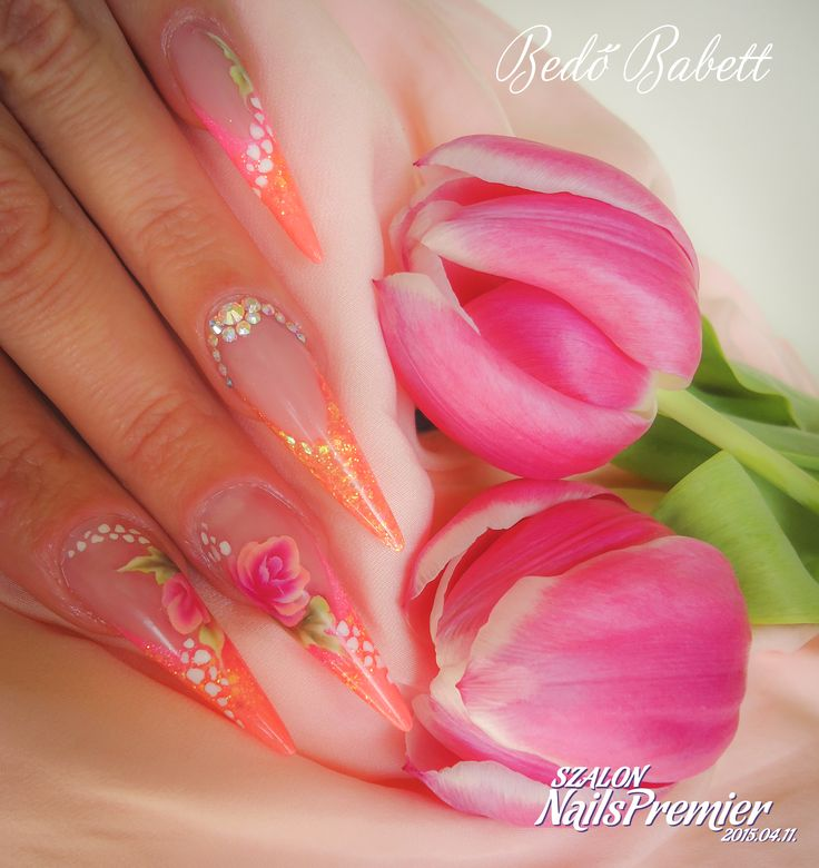 köröm, műköröm, nail, nails, nailart, nagel, unghie, nailaddict, fashion, mode, divat, tavasz, spring