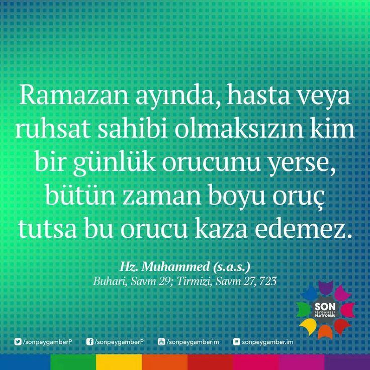 #ramazan #orucu #onemli