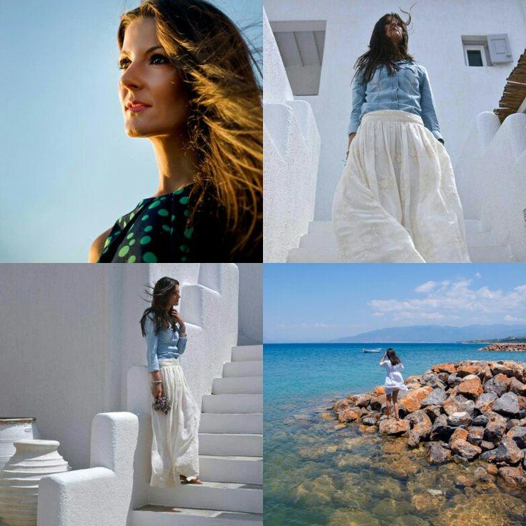 "Moretrends""Blog. A fresh young Greek blogtl. Thank you Maria Tsoukala."