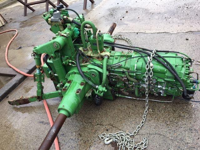 John Deere 6400 Transmission & Rear End Complete