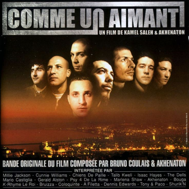 Comme un aimant (Version 1) [Bande originale du film] by Akhenaton