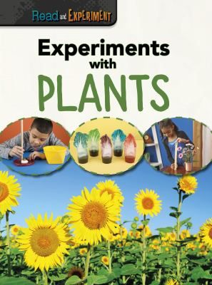 Read and Experiment is an engaging series, introducing children to scientific concepts. Explore the world of plants with clear text, real-world examples and fun, safe step-by-step experiments. This book brings botanical science to life, explaining the concepts and encouraging children to be hands-on scientists.