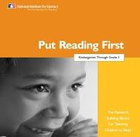 UNDERSTANDING: Chapter 3 (p. 19-26) of Put Reading First looks at the characteristics and importance of reading fluency. It supports its claims with relevant research, and provides some useful insight into ways that educators can help students grow as fluent readers.