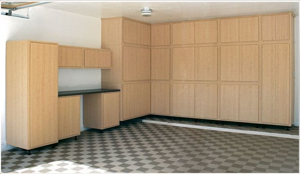 """Cabinets for your garage & other ideas too """"Different Types of Storage Systems For Your Garage"""""""