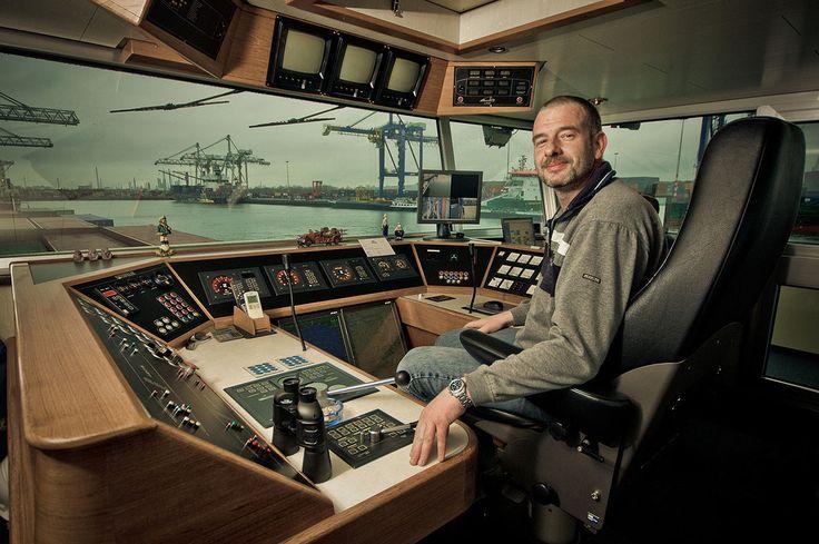 Havenbedrijf Rotterdam, Photography, Fotografie, Ron Gessel