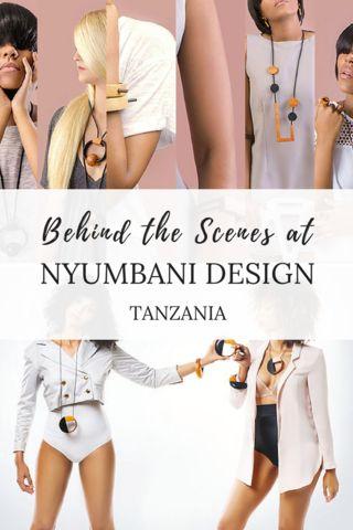 Tanzanian Jeweller Nyumbani Design - Behind the Scenes Interview | Jewellery Blog