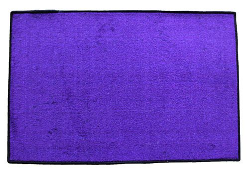 Blank Purple Door Mat - $28.25 at The Purple Store