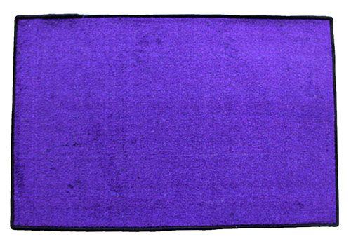 Blank Purple Door Mat