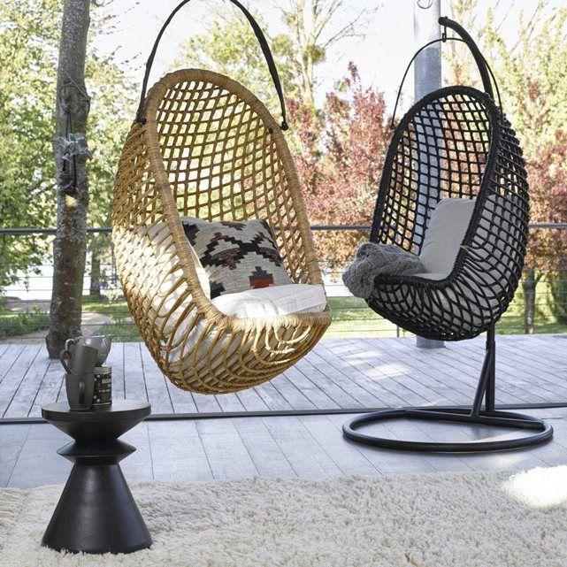 les 25 meilleures id es de la cat gorie fauteuil oeuf suspendu sur pinterest chaise d 39 oeuf. Black Bedroom Furniture Sets. Home Design Ideas