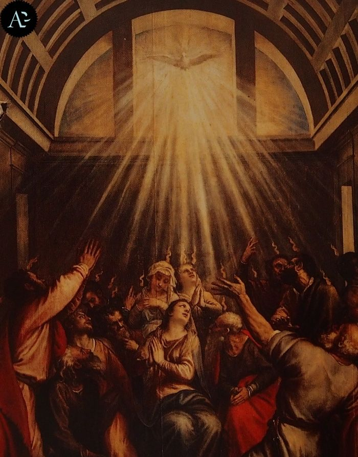 Tiziano Vecellio | Pentecoste