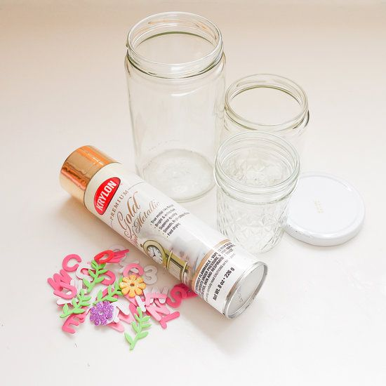 Best 25 painting glass jars ideas on pinterest for Best paint to use on glass jars