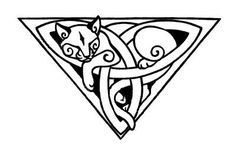 celtic triquetra knot - Google Search
