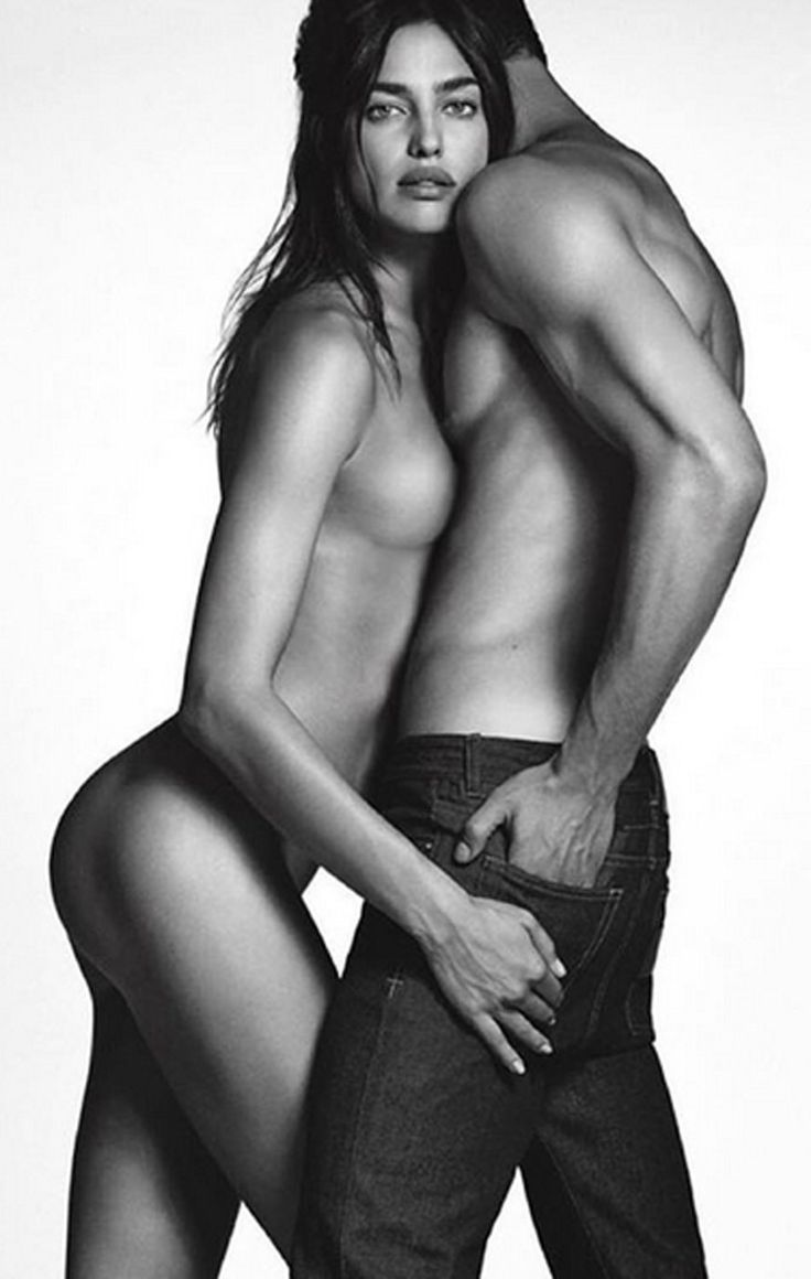 Irina Shayk has taken hot to a whole new level with this new Givenchy Jeans campaign...