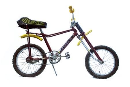 Bicicleta Marca Bimex / Mod. Mini Mototrial / Hacia 1973 / Col. José Sotelo www.3museos.com @3museos