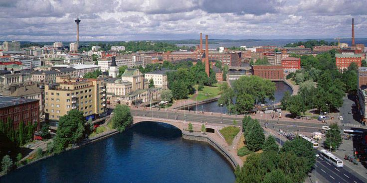 Tampere - home!