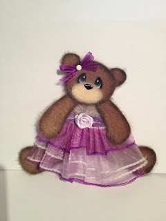 Sweet Tear Bears: Mijn nieuwste Tear Bear, Sweet Sugarplum.