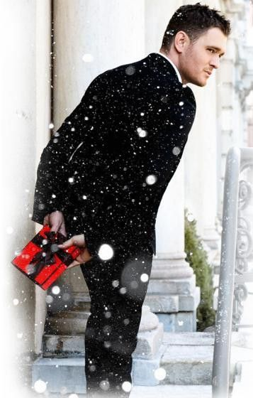 """MICHAEL BUBLE CHRISTMAS ALBUM          Loved """"Blue Christmas"""" best version ever!"""