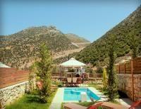 Villa Raegan in a 6000 sqm olive grove Rethymno, Crete - Greece.