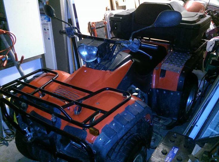 Quad 250cc #tekoop #aangeboden in de groep van #Motortreffer (zie: www.facebook.com/groups/motorentekoopmt) #motorentekoopmt #quad #quad250
