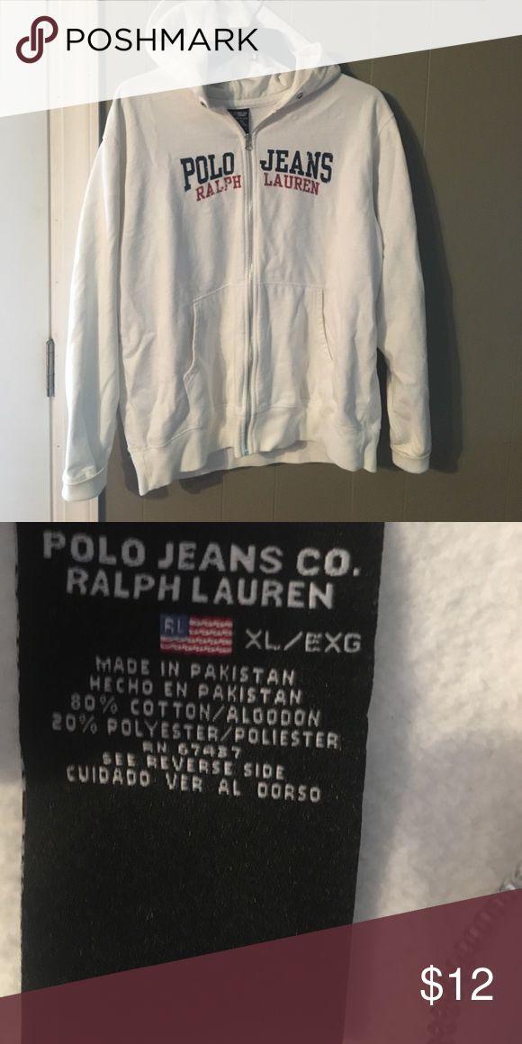 Ralph Lauren full zip hoodie Warm and roomy hoodie Polo by Ralph Lauren Shirts Sweatshirts & Hoodies