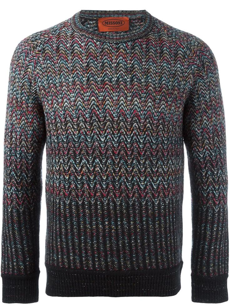 I like this sweater and the color combo the designer used