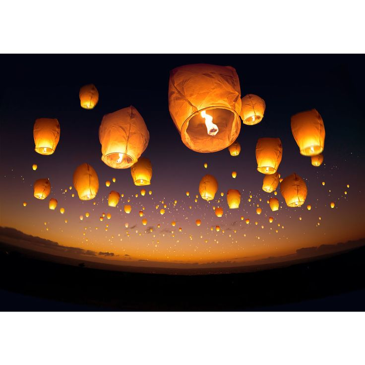 Now buy #Sky #Lanterns Pack of 5 in vibrant colours only @ #Infibeam.