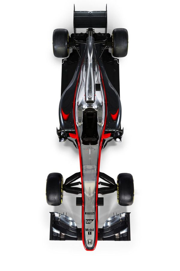 Formule 1 : #Mclaren a pris des risques technicsway.blogspot.com
