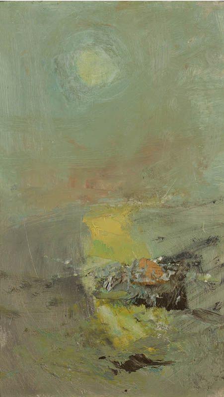 Joan Eardley | The Sun and the Sea