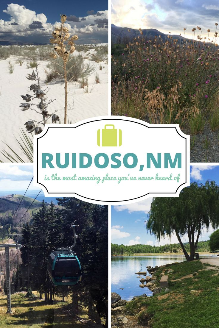 As someone always in search of affordable trips that offer the perfect blend of mountains, water, city and outdoors, let me introduce you to an amazing travel destination and hidden gem: Ruidoso, New Mexico.