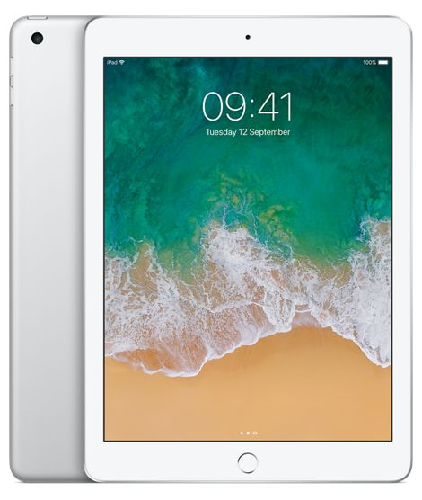 iPad 9.7-inch is available in Silver, Gold or Space Grey, with a Retinadisplay, two cameras and fast connectivity. Buy online now at apple.com.