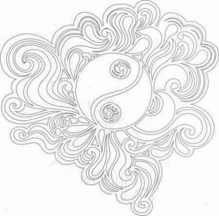 detailed coloring pages for adults trippy filled coloring pages for kids print and color - Color Pitchers