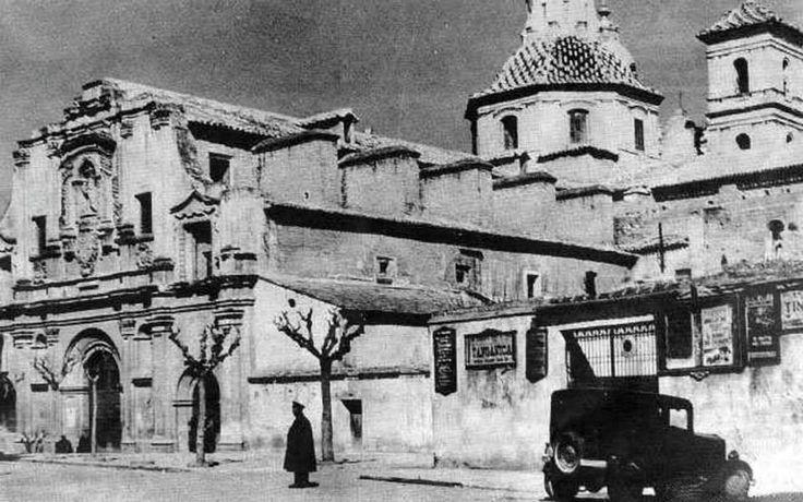 plaza Romea Iglesia de Santo Domingo