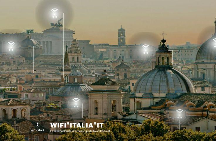 Vuoi navigare gratis con un'app? Con WiFi.Italia.It è possibile
