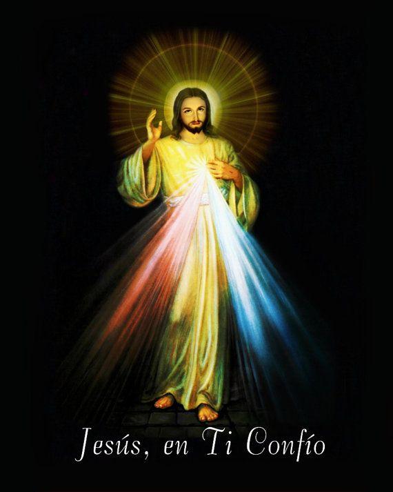 Jesus Divina Misericordia Imagen Traditicional by GabbyDreams