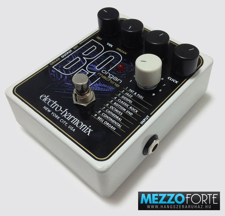 Electro-Harmonix B9 Organ Machine orgona emulátor