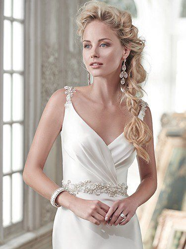 Montana 3 House Of Brides Torrance Maggie Sottero Wedding DressesSheath