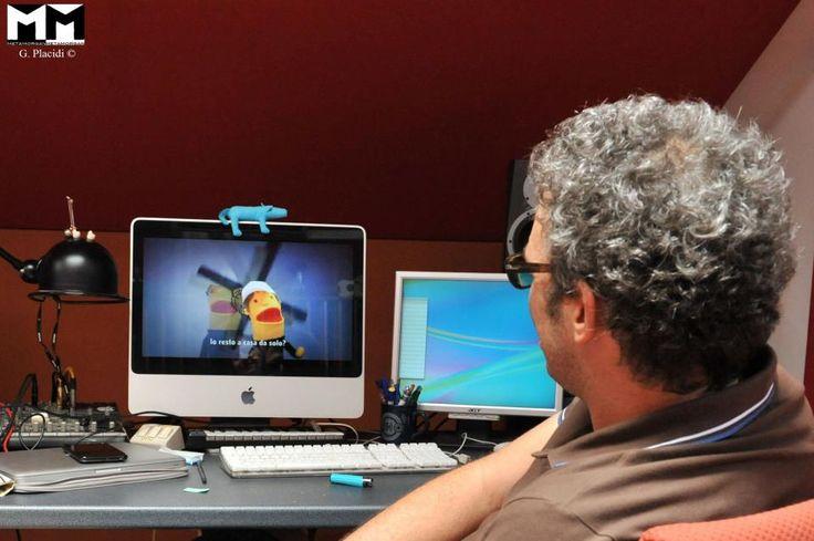 @Radio24 - Il Sole24Ore  Cappa nel suo studio, Istituto Barlumen (MI)