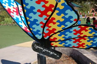 Our Morning on the Sensory Park – Frequent Grounds Playground, Lakeland, Florida