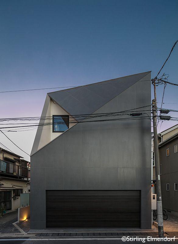 東京都豊島区の住宅 建築家による住宅設計 大阪の建築設計事務所