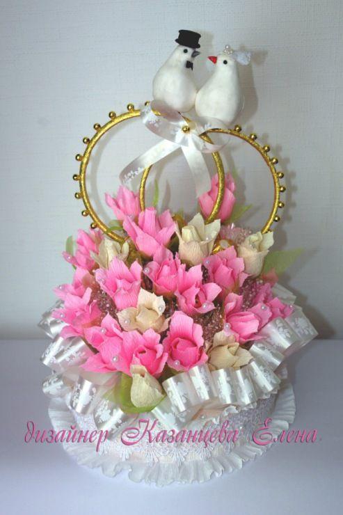 Gallery.ru / Фото #13 - свадебные композиции с конфетами - kazantceva