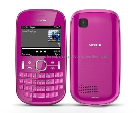 Whatsapp for nokia asha 200 java free download