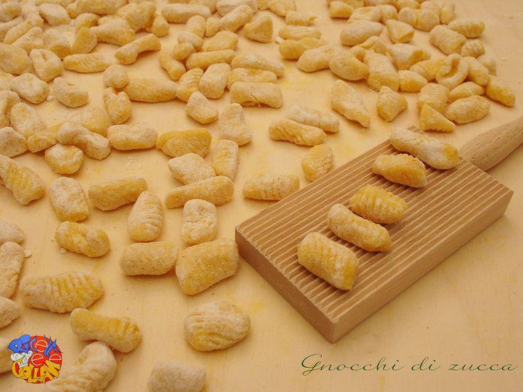 Gnocchi+di+zucca,+ricetta+base