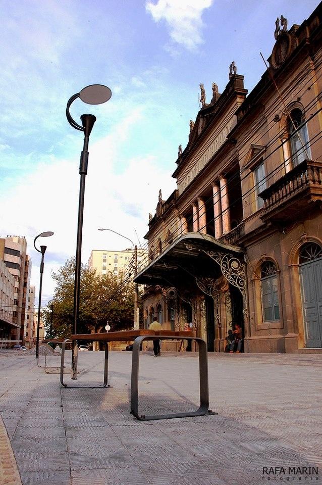 Teatro Guarany - por Rafa Marin