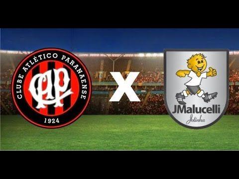    Ao Vivo    J. MALUCELLI x ATLETICO-PR     Campeonato Paranaense 2017 ...