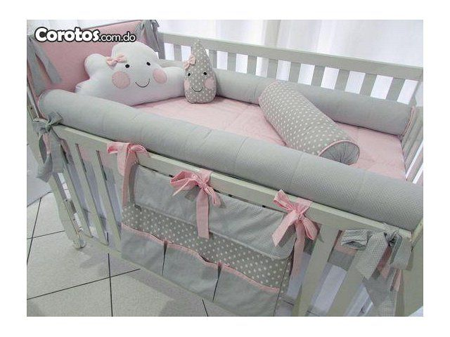 sabanas bebe cuna Buscar con Google   Baby deco, Baby crib